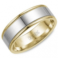 mens-wedding-bands-whitinsville-bellingham-ma-marshalls-jewelers-CrownRing-classic-WB-6811